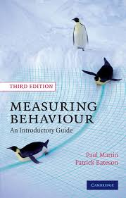 measuring behaviour an introductory guide amazon co uk paul