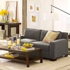 Home Decor Yellow And Gray I Like The Neutral Palate With Pots Of Color The Graphic Elements