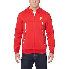 ferrari clothing men 2016 authentic men outerwear puma ferrari hooded jacket clothing