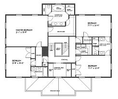 4 Bedroom Open Concept Floor Plans Open Concept Floor Plans Interesting Split Bedroom Floor Plan