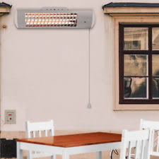 halogen patio heater ebay
