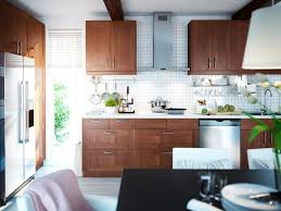 Ikea Kitchen Cabinets White Color Nook Wall Open Shel Wall Mounted - Ikea kitchen cabinets white