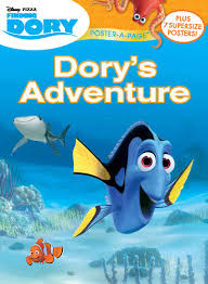 Finding Nemo Story Book For Children Read Aloud Disney Pixar Finding Dory Dory S Adventure Poster A Page Books