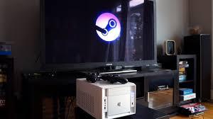 livingroom pc pc gaming living room setup conceptstructuresllc com