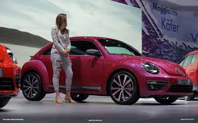 volkswagen beetle pink convertible 2015 pink color edition all the vw beetle special editions se