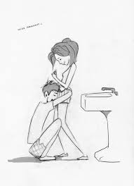 cute couple simple drawings cute couple drawing ideas