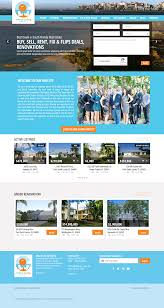 idx broker web developer wordpress real estate web sites development