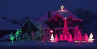 The Best Christmas Light Displays by Best Christmas Lights Display Christmas Lights Decoration