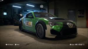 nissan frs custom need for speed 2015 scion fr s 2014 customize car tuning