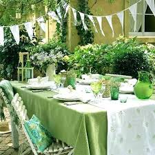 Summer Table Decorations Tea Cup Candles Summer Table Decorations