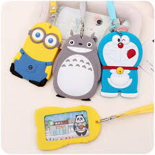 Store Business Credit Cards Aliexpress Com Buy Sytat Silicone Card Cute Cartoon Card Holder