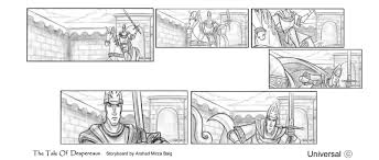 animation art arshad mirza baig storyboard artwork