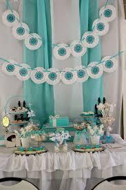 Tiffany Color Party Decorations Tiffany U0027s Party First Communion Party Ideas Communion Ideas