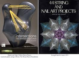 diy personalized string art tree semidiy state nail and string