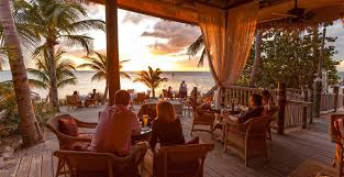 the dining room at little palm island second honeymoon vacations you should consider