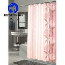 Mauve Shower Curtain 72 Curtain Printed Fabric Water Repellent Mauve Shower
