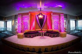 Indian Wedding Decorators In Nj Jersey City Nj Indian Wedding By Photosmadeez Celebrations