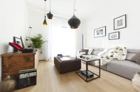 White And Wood In Two Minimalist Italian Home Interiors - Italian home interior design