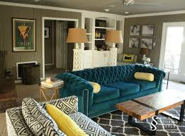 Blue Sofa Living Room Design by Best 25 Teal Sofa Design Ideas Only On Pinterest Teal Sofa