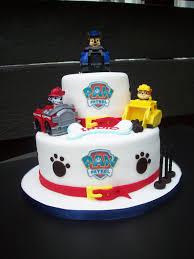 paw patrol cake auckland 349 figurines bought licensed