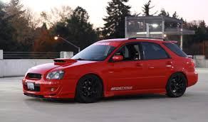 subaru red driver of the day joey bicking u0027s san remo red 2005 subaru wrx