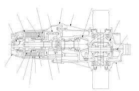 rear differential honda crv realtime 4wd system description 4wd honda cr v 2002 2003