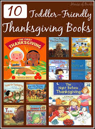 house of burke 10 toddler friendly thanksgiving books