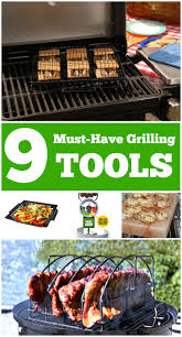 9 must have grill tools