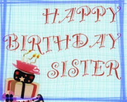 imagenes hermana querida feliz cumpleaños postal e imágenes de feliz cumple años hermana querida postales