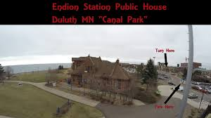 endion station public house duluth mn restaurant canal park youtube