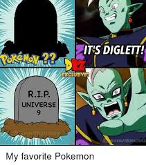 Favorite Pokemon Meme - xclusives universe comdbzexclusives 8comdbzexclusi my favorite