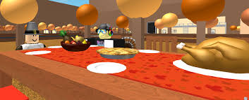 bloxgiving is a feast of and prizes roblox