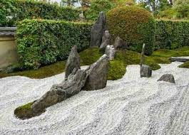 japanese rock garden design great home design