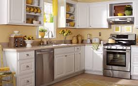 Kitchen Yellow - kitchen paint color selector the home depot