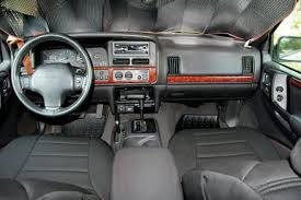 jeep grand limited 1998 jeep grand interior refresh on a budget
