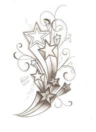 shooting star tattoo designs and meanings shooting star tattoo