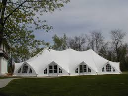 Canopy Tent Wedding by Unique Wedding Ideas Types Of Wedding Tents