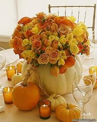 Fall Floral Arrangements 65 Awesome Pumpkin Centerpieces For Fall And Halloween Table