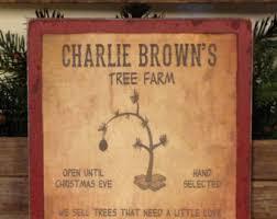 brown s christmas tree o christmas tree primitive wood sign primitive christmas
