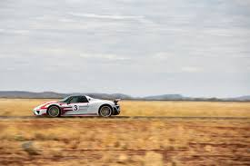 porsche s next hypercar has to beat the 918 s ring time will