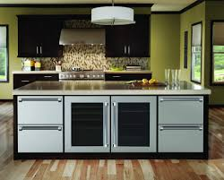 kitchen cabinets refrigerator thermador under counter refrigeration appliances pinterest