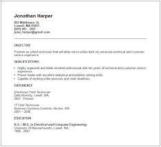 Field Service Technician Resume Sample by 18 Telephone Technician Resume Acknowledgement Sample For