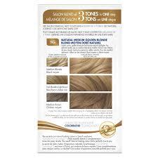 golden color shades clairol nice u0027n easy hair colour 1 kit walmart canada