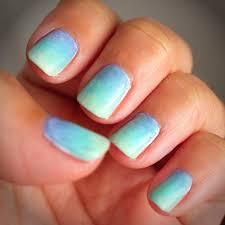 ombre nail tutorial lazy girls u0027 guide to beauty popsugar beauty