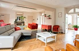 décoration intérieure salon décoration intérieure salon séjour à la flèche contemporain