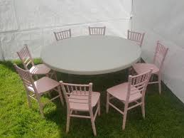 Round Tables For Rent by Rent Chairs Tables Canopies Heaters Bounce Houses U0026 More In