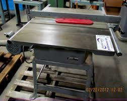 Rockwell 10 Table Saw Rockwell 34 430 Table Saw Item A8163 Sold April 10 Gove