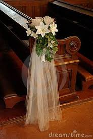 pew decorations for weddings wedding church pew bows wedding pew bow with white organza and
