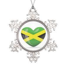 jamaican flag ornaments keepsake ornaments zazzle