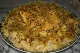 moroccan cuisine rfissa chicken sauce